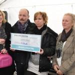 24 uurs Nagel Marathon levert  € 3174,05 op