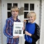 Boekenlegger Actie Mike & Dennis levert € 88,59 op