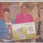 Hagenhofschool doneert 200 €
