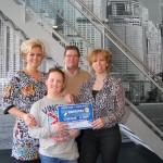 Zandstra Schilderwerken schenkt 3000€
